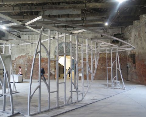 padiglione bahrein biennale venezia