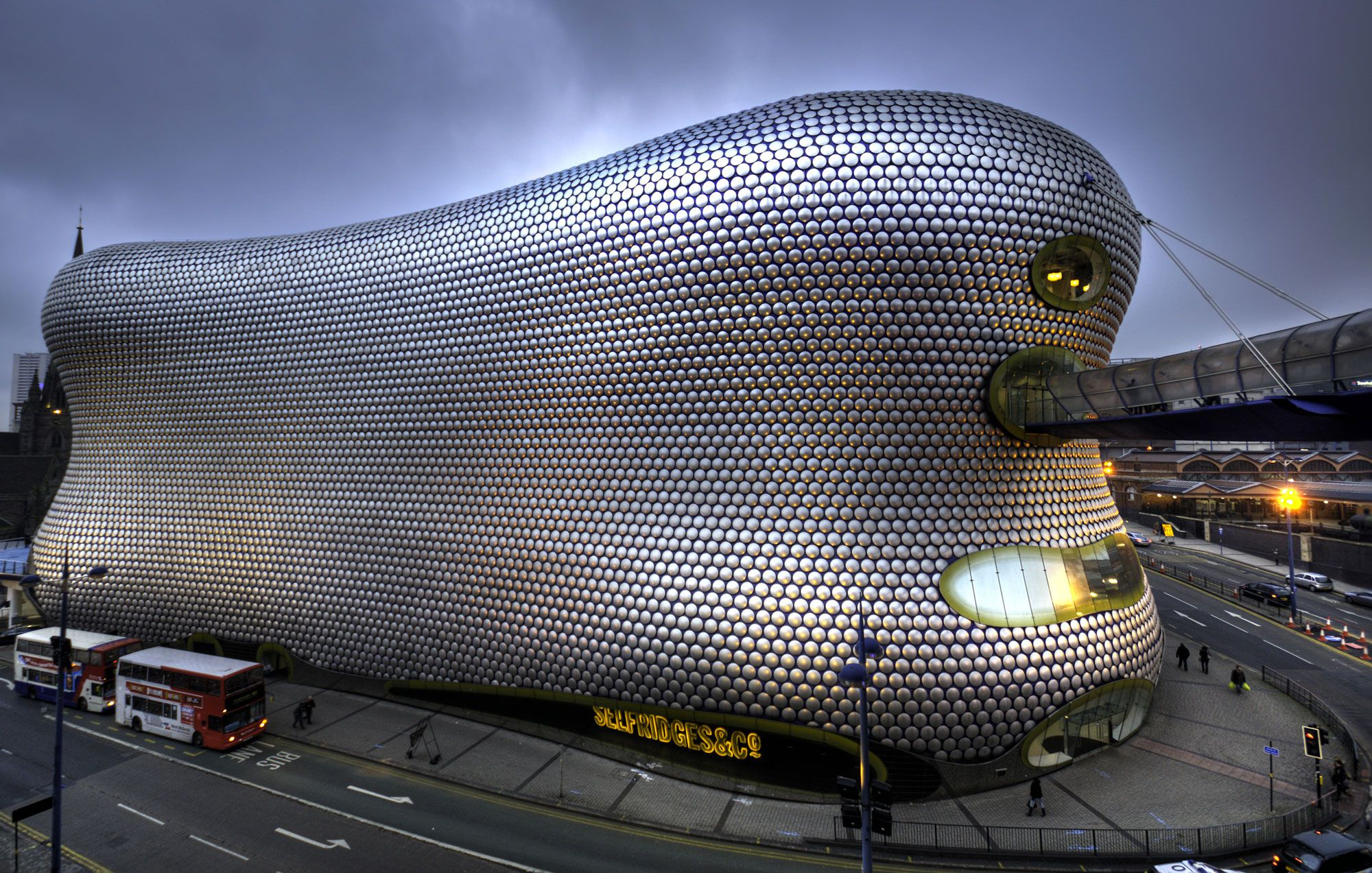 the Selfridges Building Birmingham