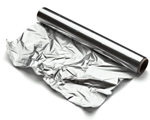 foglio alluminio