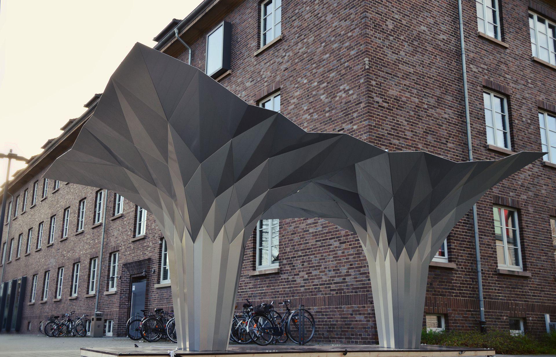Origami Pavilion