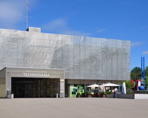 Technorama Facade