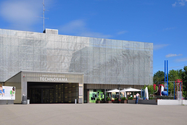 Technorama Facade