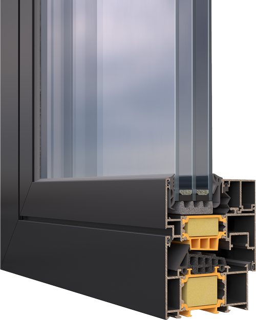 I serramenti giusti per proteggere la casa dal caldo in fissa per - Aeratore termico per finestra ...