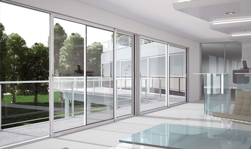 Finestre e porte finestre in fissa per - Porta finestra blindata ...