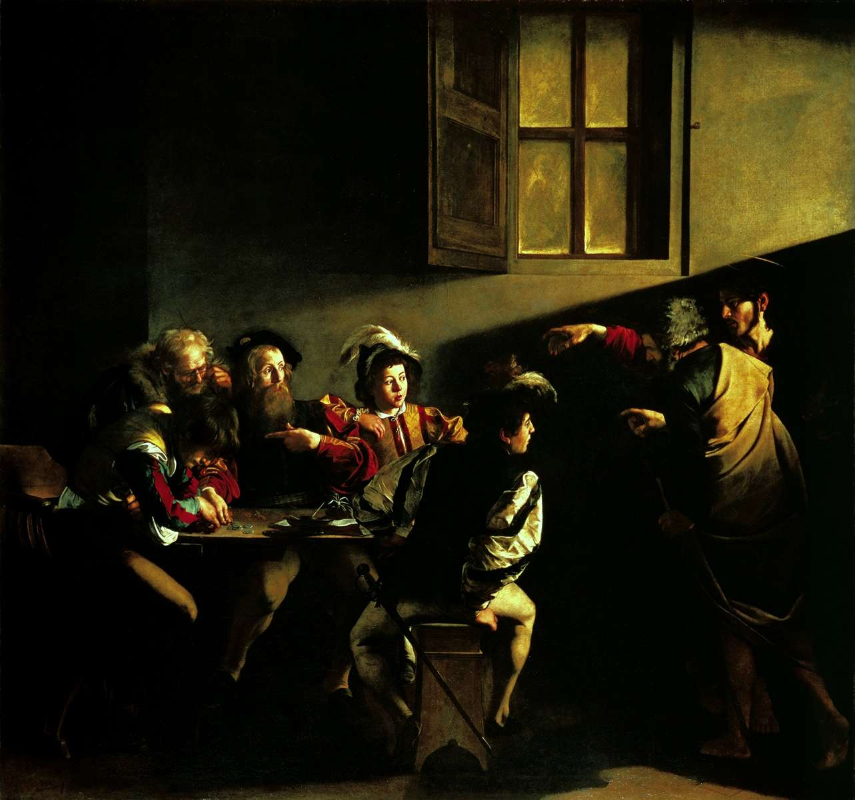 La vocazione di San Matteo