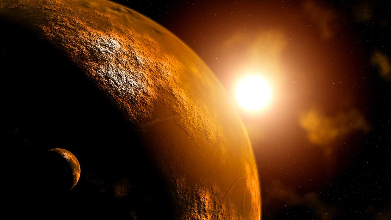 Alluminio su Marte
