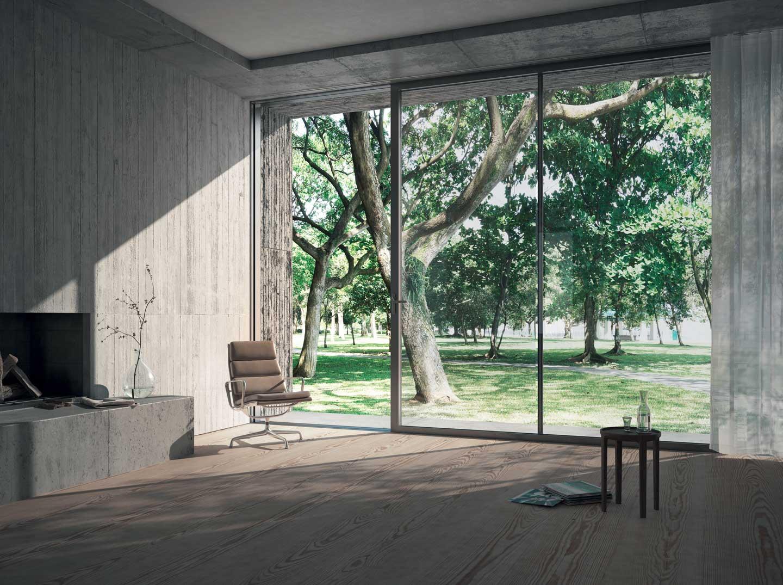Come valutare l 39 isolamento acustico delle finestre in fissa per - Finestre isolamento acustico ...