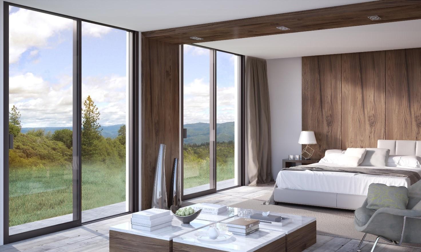 I vantaggi delle finestre con doppio vetro in fissa per - Finestre doppio vetro con gas ...